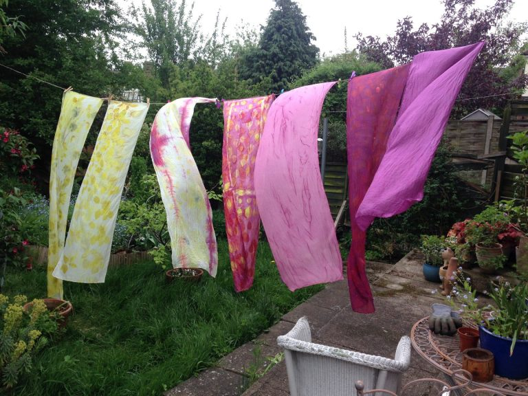 Hung to dry